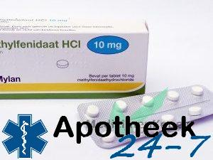 Methylfenidaat 10 Mg - 1 strip kopen